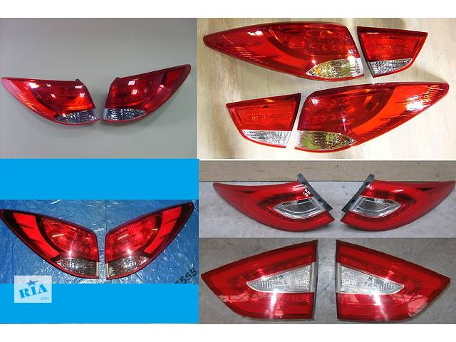 продам Б/у фонарь задний для легкового авто Hyundai IX35 бу в Львове