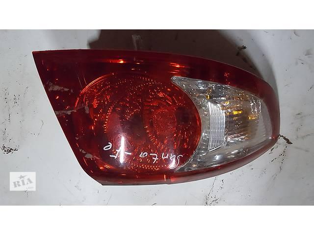 бу Б/у фонарь задний для легкового авто Hyundai Santa FE в Ровно