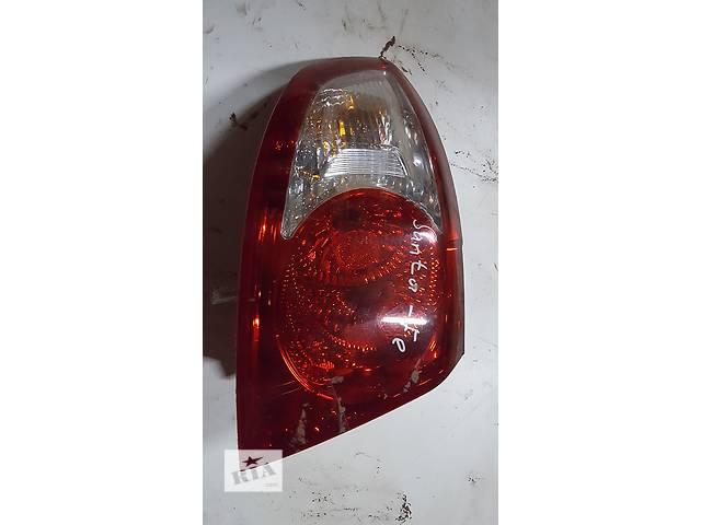 продам Б/у фонарь задний для легкового авто Hyundai Santa FE бу в Ровно