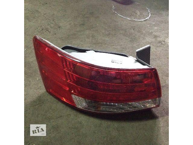 продам Б/у фонарь задний для легкового авто Hyundai Sonata NF бу в Ровно