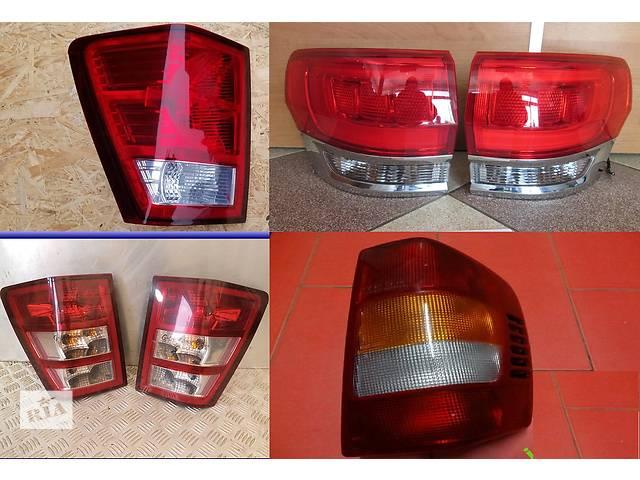 продам Б/у фонарь задний для легкового авто Jeep Grand Cherokee Laredo бу в Львове