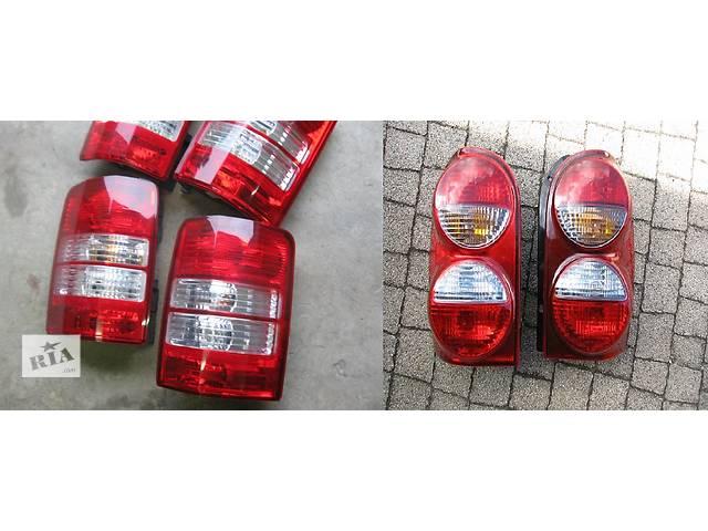 Б/у фонарь задний для легкового авто Jeep Liberty- объявление о продаже  в Львове
