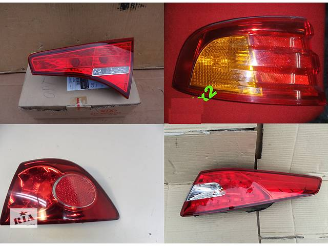 купить бу Б/у фонарь задний для легкового авто Kia Optima в Львове