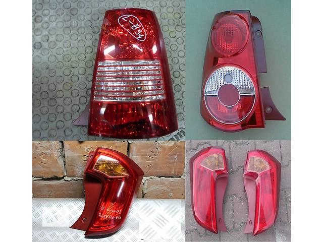 бу Б/у фонарь задний для легкового авто Kia Picanto в Львове