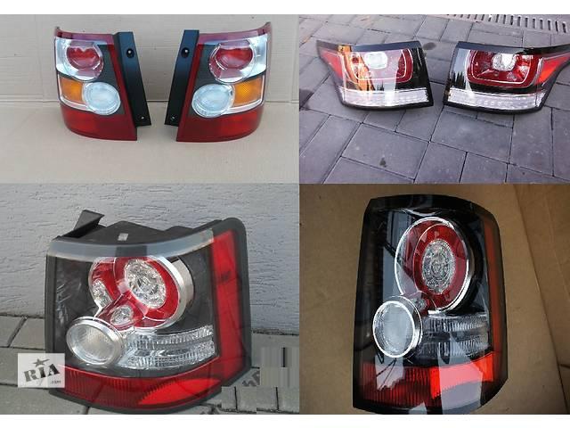 бу Б/у фонарь задний для легкового авто Land Rover Range Rover Sport в Львове