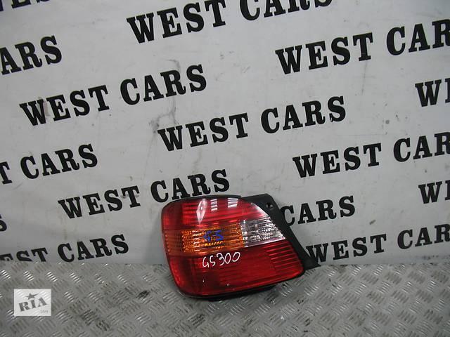 купить бу Б/у фонарь задний для легкового авто Lexus GS 2000 в Луцке