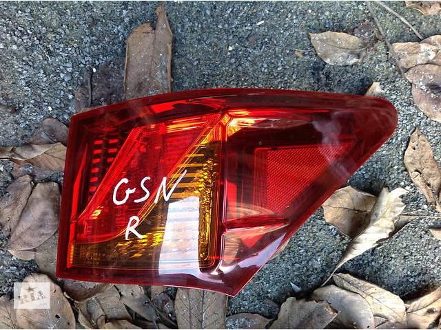купить бу Б/у фонарь задний для легкового авто Lexus GS в Ровно
