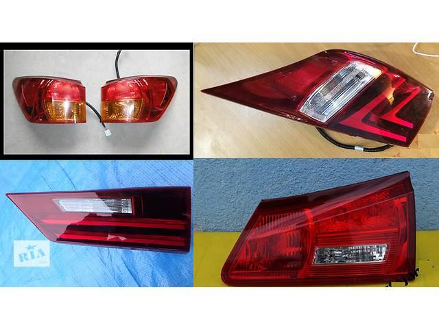 купить бу Б/у фонарь задний для легкового авто Lexus IS в Львове