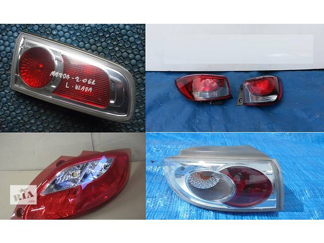 бу Б/у фонарь задний для легкового авто Mazda 2 в Львове