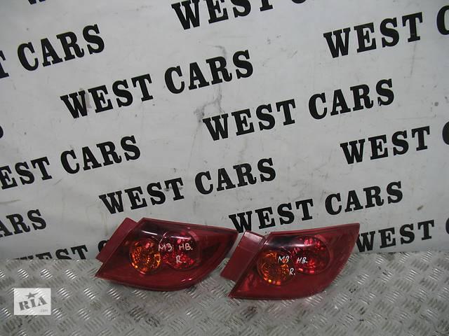 купить бу Б/у фонарь задний для легкового авто Mazda 3 Hatchback 2006 в Луцке