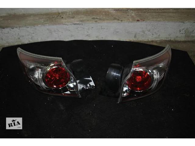 продам Б/у фонарь задний для легкового авто Mazda 3 Hatchback 2010 бу в Луцке