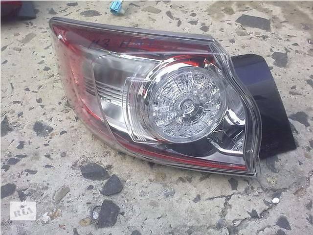 Б/у фонарь задний для легкового авто Mazda 3 Hatchback- объявление о продаже  в Ровно