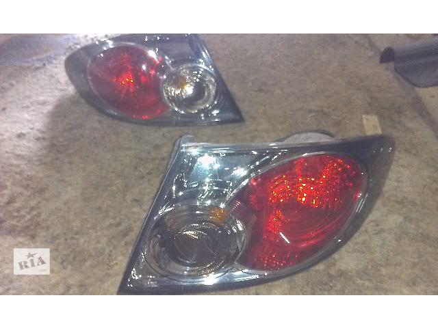 Б/у фонарь задний для легкового авто Mazda 6 2006- объявление о продаже  в Луцке