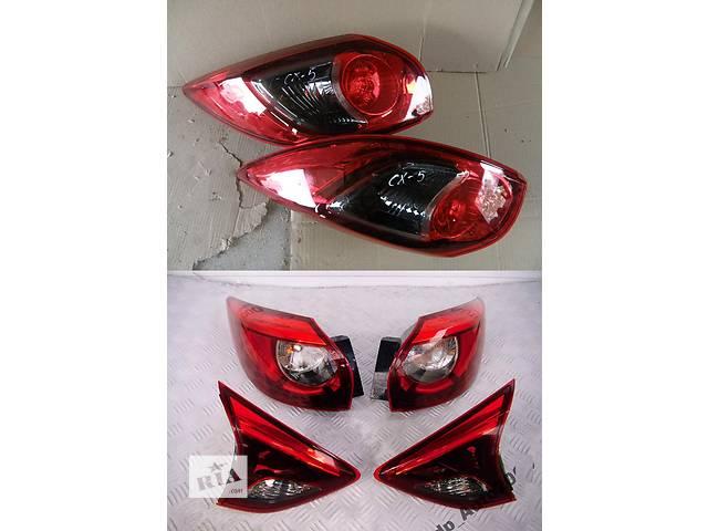 продам Б/у фонарь задний для легкового авто Mazda CX-5 бу в Львове