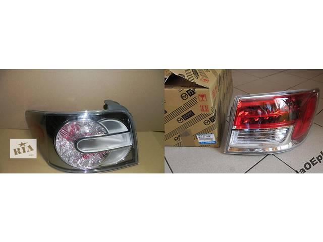 продам Б/у фонарь задний для легкового авто Mazda CX-7 бу в Львове