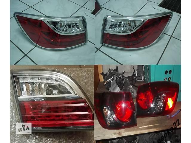 бу Б/у фонарь задний для легкового авто Mazda CX-9 в Львове