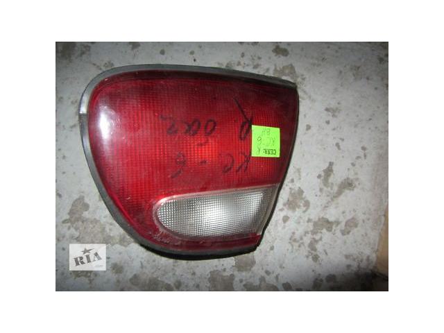 бу Б/у фонарь задний для легкового авто Mazda Xedos 6 в Киеве