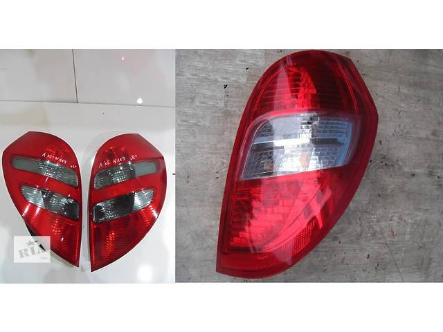 купить бу Б/у фонарь задний для легкового авто Mercedes A-Class w169 04-12 в Львове