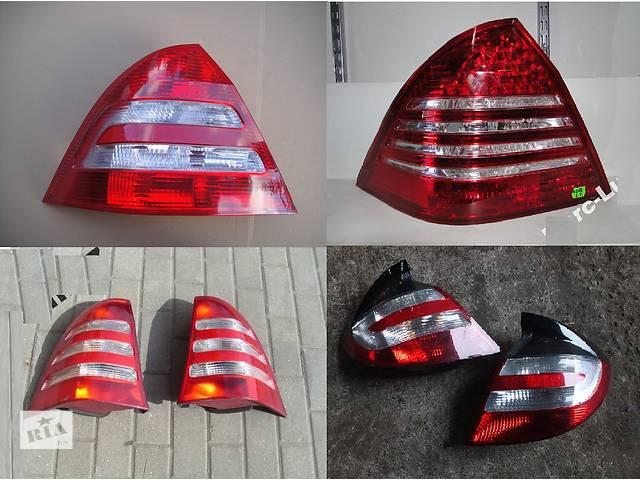 продам Б/у фонарь задний для легкового авто Mercedes C-Class w203 00-07 бу в Львове