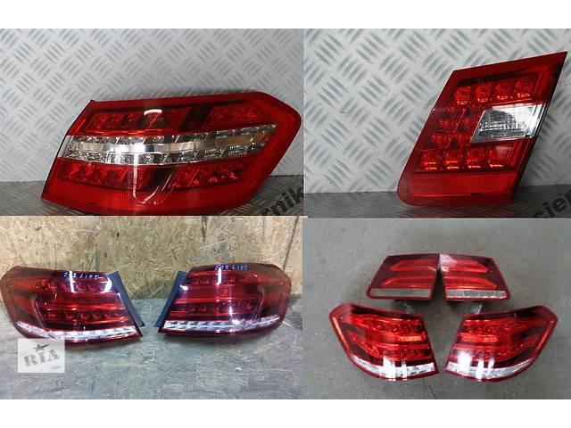 купить бу Б/у фонарь задний для легкового авто Mercedes E-Class w212 09- в Львове