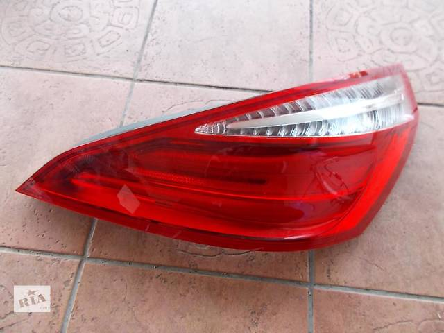 Б/у фонарь задний для легкового авто Mercedes SL-Class w231 12- - объявление о продаже  в Львове