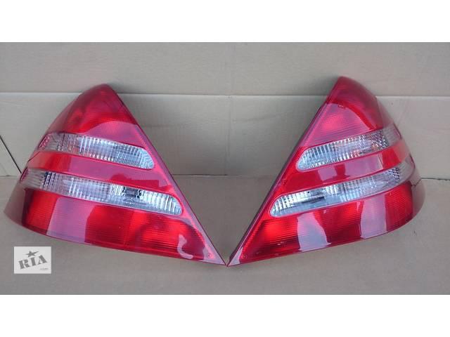 продам Б/у фонарь задний для легкового авто Mercedes SLK-Class w170 00-04 бу в Львове