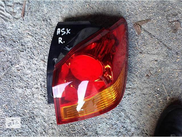 купить бу Б/у фонарь задний для легкового авто Mitsubishi ASX в Ровно