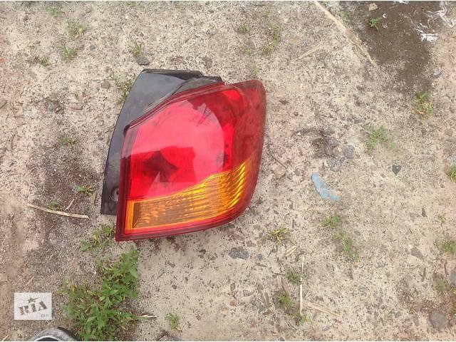 бу Б/у фонарь задний для легкового авто Mitsubishi ASX в Ровно