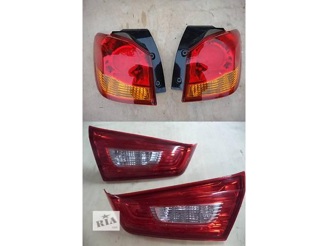 Б/у фонарь задний для легкового авто Mitsubishi ASX- объявление о продаже  в Львове