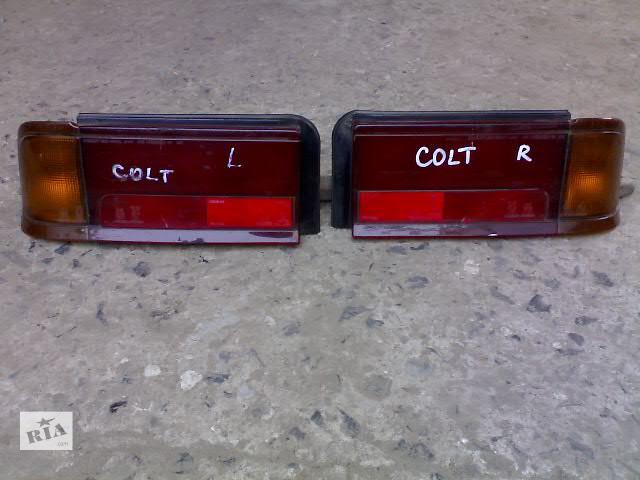продам Б/у фонарь задний для легкового авто Mitsubishi Colt бу в Сумах