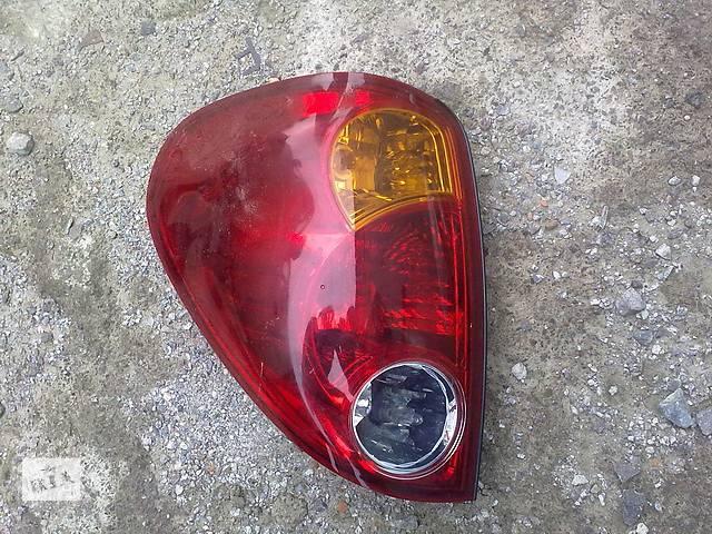 бу Б/у фонарь задний для легкового авто Mitsubishi L 200 в Ровно