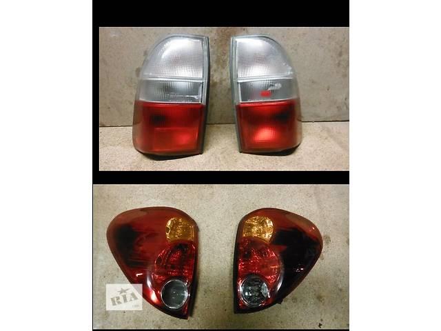 Б/у фонарь задний для легкового авто Mitsubishi L 200- объявление о продаже  в Львове