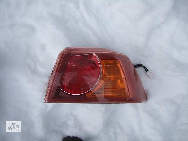 Б/у фонарь задний для легкового авто Mitsubishi Lancer Evolution- объявление о продаже  в Ровно
