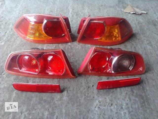 продам Б/у фонарь задний для легкового авто Mitsubishi Lancer X бу в Днепре (Днепропетровск)