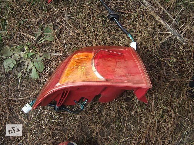 продам Б/у фонарь задний для легкового авто Mitsubishi Lancer X бу в Ровно