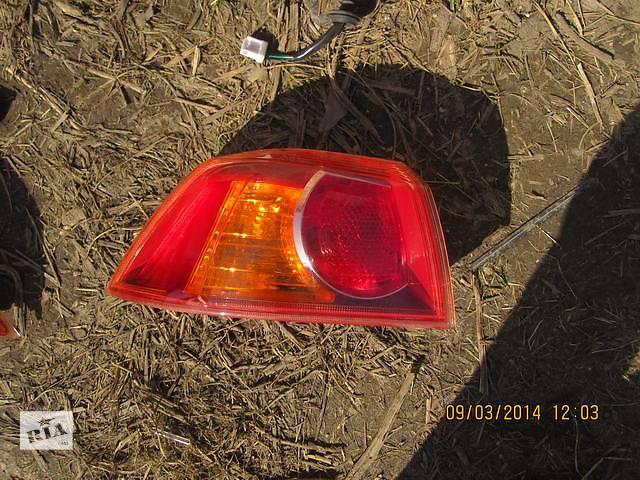 купить бу Б/у фонарь задний для легкового авто Mitsubishi Lancer X в Ровно