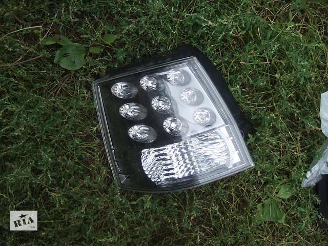 Б/у фонарь задний для легкового авто Mitsubishi Outlander XL- объявление о продаже  в Ровно