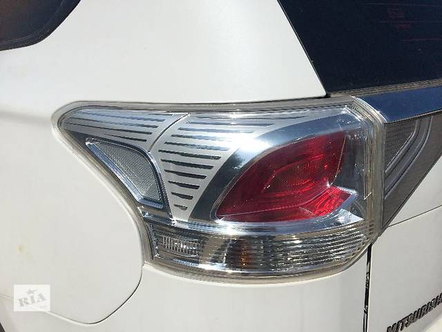 Б/у фонарь задний для легкового авто Mitsubishi Outlander- объявление о продаже  в Киеве