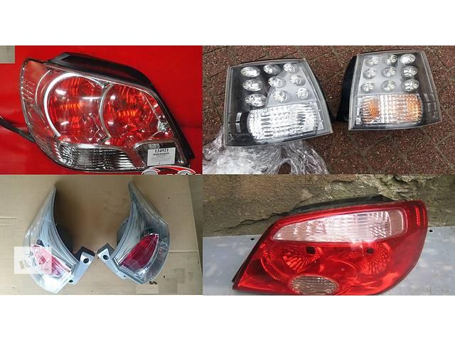 бу Б/у фонарь задний для легкового авто Mitsubishi Outlander в Львове