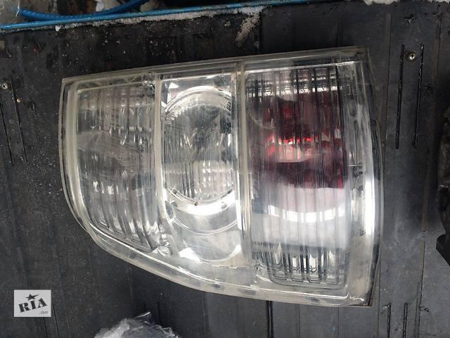 Б/у фонарь задний для легкового авто Mitsubishi Pajero Wagon- объявление о продаже  в Киеве