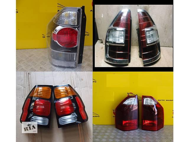 бу Б/у фонарь задний для легкового авто Mitsubishi Pajero в Львове