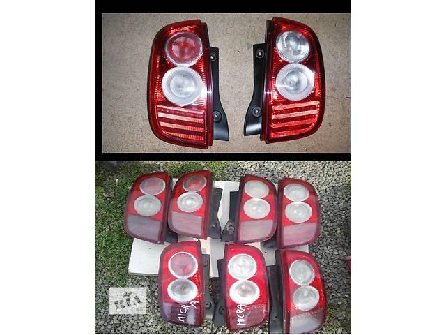 бу Б/у фонарь задний для легкового авто Nissan Micra k12 в Львове