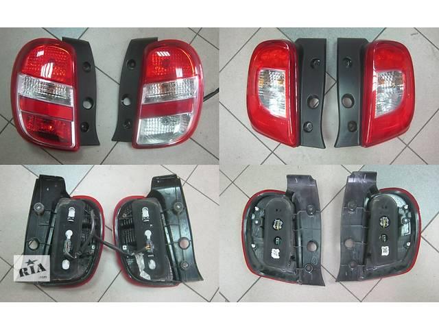 Б/у фонарь задний для легкового авто Nissan Micra k13- объявление о продаже  в Львове