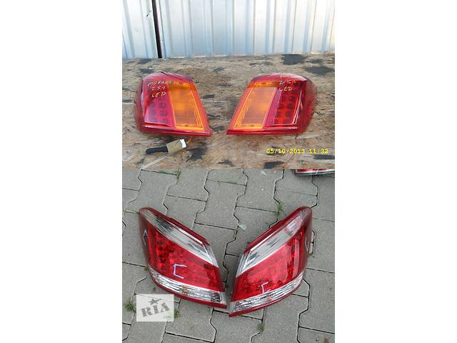 продам Б/у фонарь задний для легкового авто Nissan Murano z51 бу в Львове