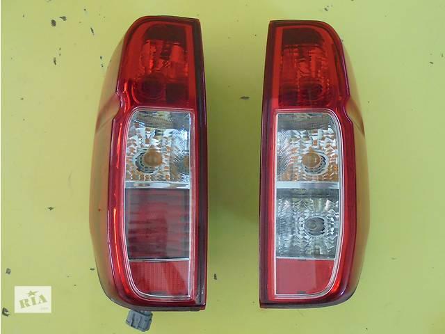 бу Б/у фонарь задний для легкового авто Nissan Navara d40 в Львове