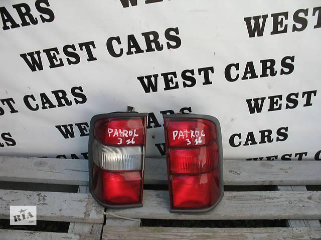 купить бу Б/у фонарь задний для легкового авто Nissan Patrol GR в Луцке