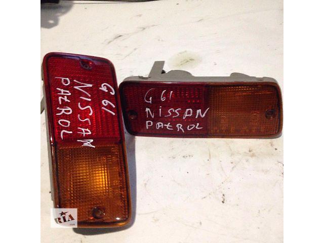 Б/у фонарь задний для легкового авто Nissan Patrol- объявление о продаже  в Харькове