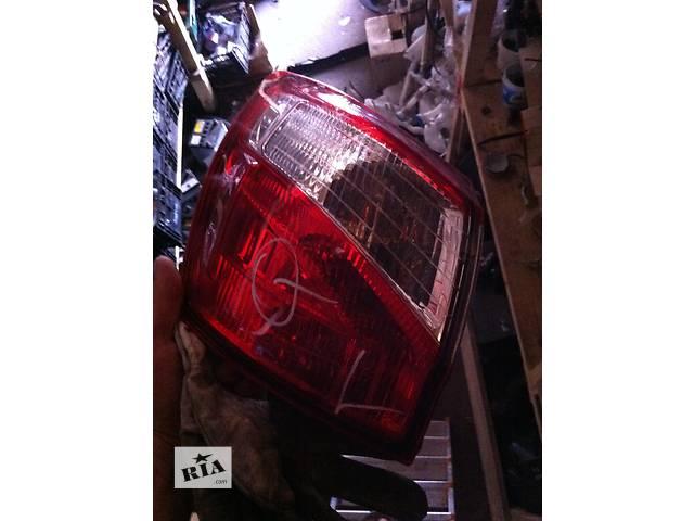продам Б/у фонарь задний для легкового авто Nissan Qashqai бу в Ровно