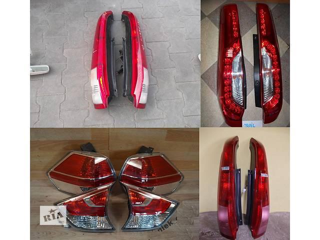 продам Б/у фонарь задний для легкового авто Nissan X-Trail бу в Львове