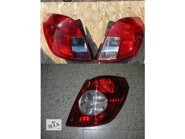Б/у фонарь задний для легкового авто Opel Antara- объявление о продаже  в Львове